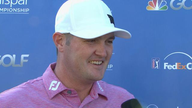 Jason Kokrak interview after Round 3 of Valspar