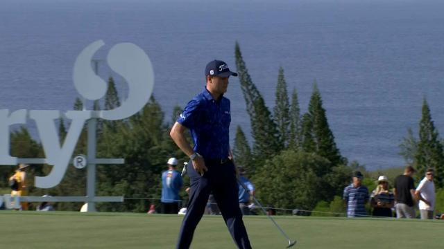 Justin Thomas' Round 1 highlights from Sentry