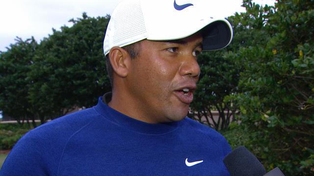 Jhonattan Vegas interview after Round 4 of THE PLAYERS