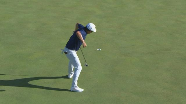 Today's Top Plays: Doug Ghim's up-and-down to secure his PGA TOUR card leads Shots of the Week