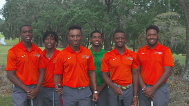 Florida A&M Men's Golf Team strive for success