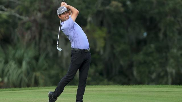 Today's Top Plays: Robert Streb's clutch approach leads Shots of the Week