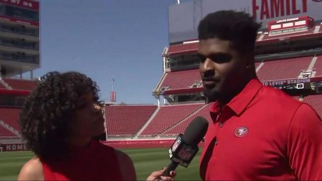 49ers' Harbaugh expects Smith to play despite arrest