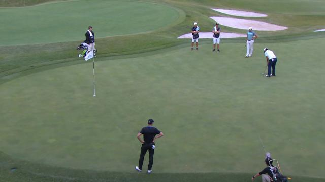Today's Top Plays: Hideki Matsuyama's strong birdie putt for the Shot of the Day