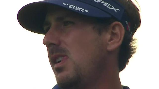 Kelly Kraft's tee shot sets up 7-foot birdie at Barbasol