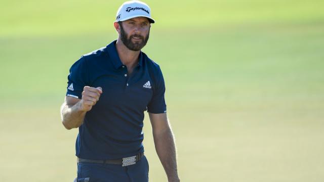 PGA TOUR   Dustin Johnson's Round 4 highlights from TOUR Championship