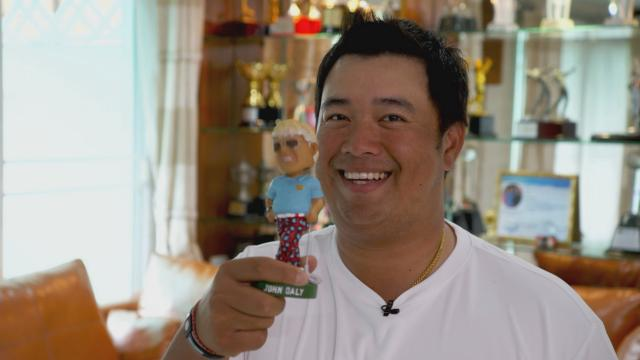 Kiradech Aphibarnrat's journey to the PGA TOUR