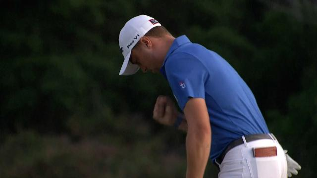 Justin Thomas wins in playoff at Sentry