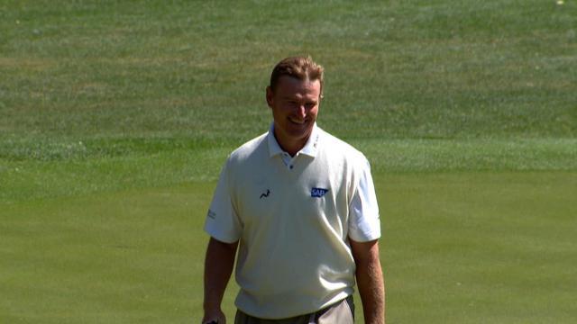 Fun shots throughout Ernie Els' PGA TOUR career