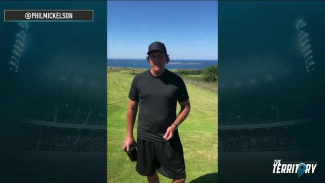 Phil Mickelson Lost 15 Pounds in 10 Days to Prepare for the Open Championship