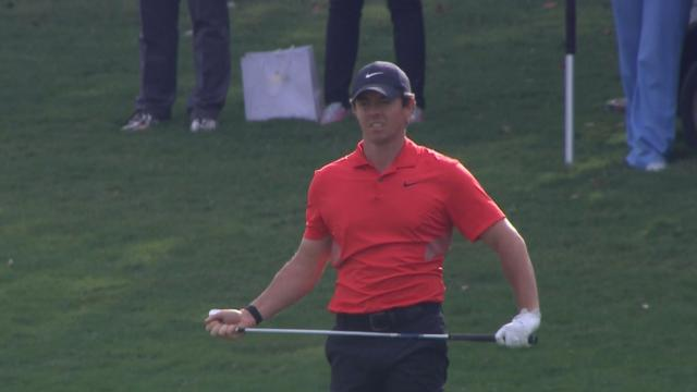 Today's Top Plays: Rory McIlroy's dialed-in approach to set up eagle putt for the Shot of the Day