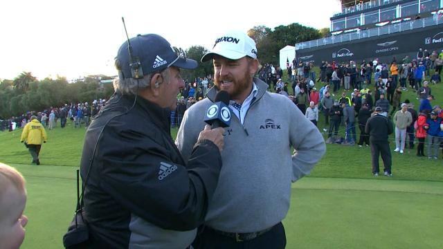 PGA TOUR | J.B. Holmes' interview after Round 4 at Genesis Open