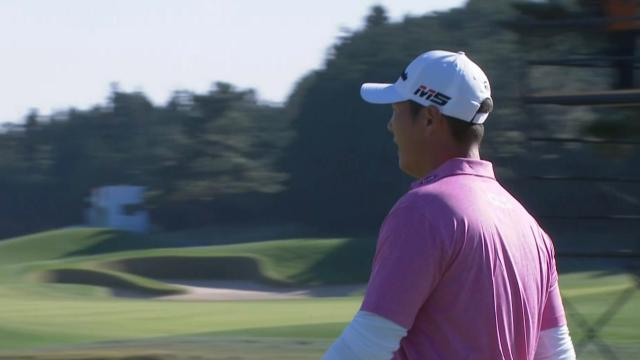 Today's Top Plays: Danny Lee's closing eagle is Shot of the Day