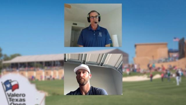 Kevin Chappell relives his victory at the 2017 Valero Texas Open