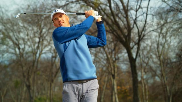 Jordan Spieth on expectations and his process