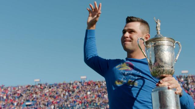 Gary Woodland | Rock Chalk Jayhawk!
