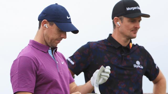 Rory McIlroy and Justin Rose's highlights from Payne's Valley Cup