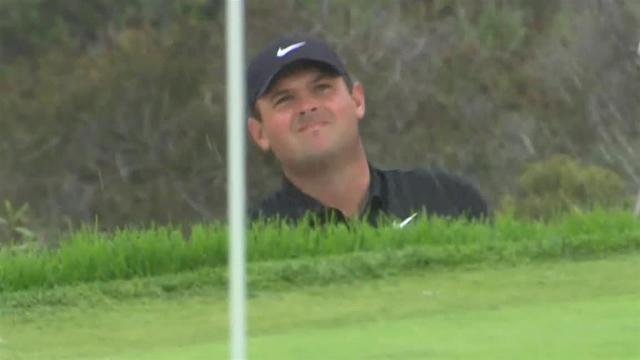 Patrick Reed gets up-and-down from bunker at Farmers