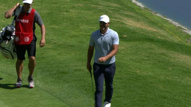 Today's Top Plays: Brooks Koepka's chip in is the Shot of the Day