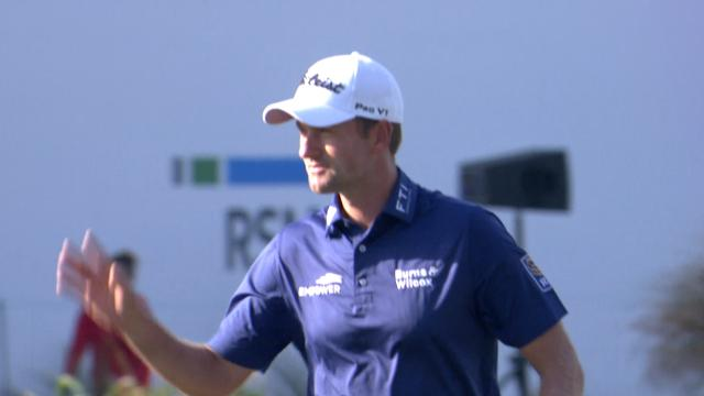 Webb Simpson's Round 3 highlights from The RSM Classic