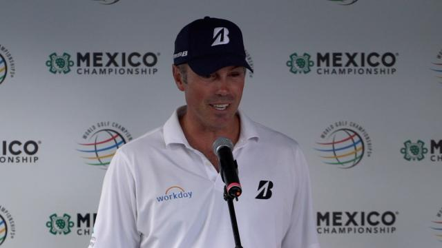 Matt Kuchar interview after Round 2 of WGC-Mexico