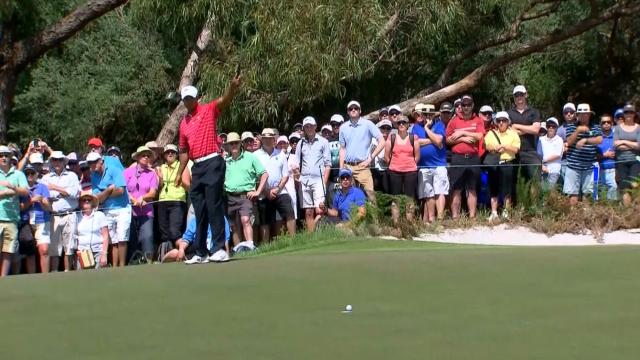 Best of: Short game at the Presidents Cup