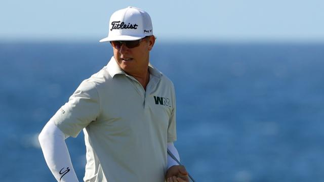 PGA TOUR   Today's Top Plays: Charley Hoffman's bunker hole-out is the Shot of the Day
