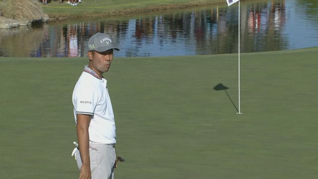 Na's putter on a heater, Dahmen's 59-watch, Chase Koepka beats Brooks
