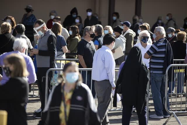 Las Vegas Review Journal News | Officials update Nevada's vaccination effort