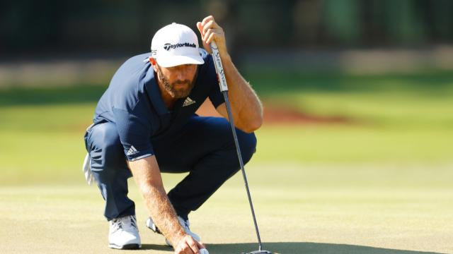 PGA TOUR   Today's Top Plays: Dustin Johnson's clutch par save is the Shot of the Day