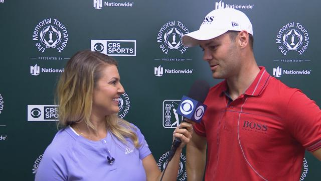 Martin Kaymer interview after Round 3 of the Memorial