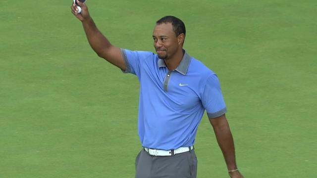 Today's Top Plays: Tiger Woods' best shots of the decade: 2010-19