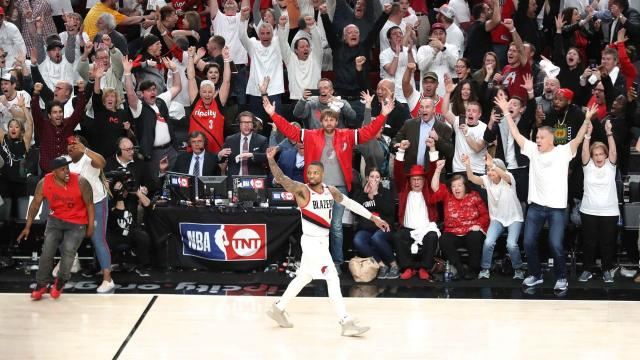 Most cold-blooded shot 'ever': Damian Lillard's 3-pointer leaves NBA world in awe