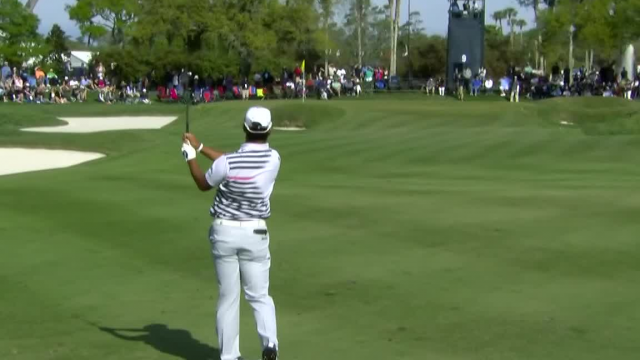 Hideki Matsuyama is dialed in at THE PLAYERS