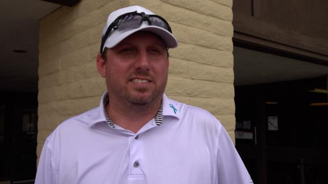 Bryan Bigley interview after Round 3 of Wichita Open