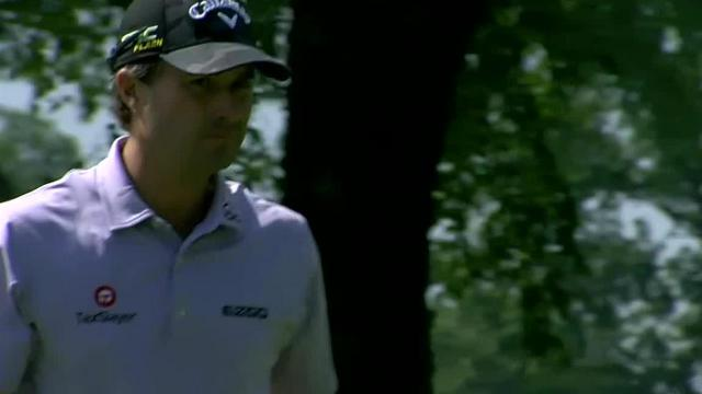 Kevin Kisner's tight approach sets up birdie at Rocket Mortgage