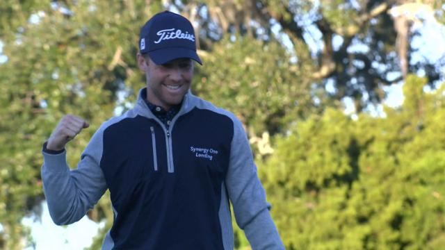Tyler Duncan earns first PGA TOUR win at The RSM Classic