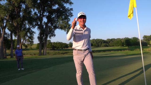 Byron Meth comments about first career albatross at Pinnacle Bank