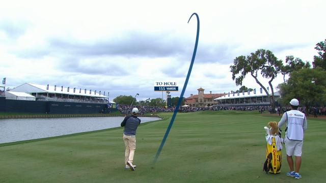 Rory McIlroy shot trail highlights from THE PLAYERS