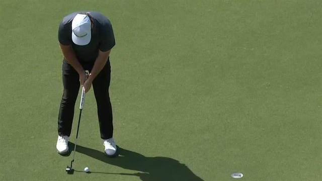 Grayson Murray's clutch tee shot sets up birdie at Honda