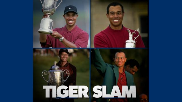 PGA TOUR | Tiger Slam | 20 years later