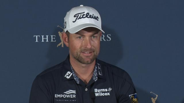Webb Simpson on the volatility for the week of THE PLAYERS