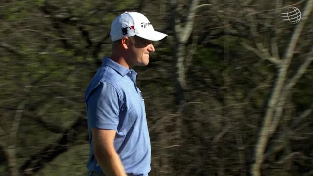 PGA TOUR   Today's Top Plays: Adam Long's dialed-in tee shot to 3 inches is Shot of the Day