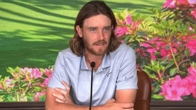 Tommy Fleetwood discusses his aggressive play style
