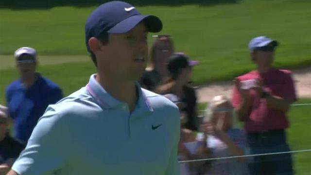 Rory McIlroy's 37-foot birdie putt at RBC Canadian