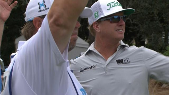 Today's Top Plays: Charley Hoffman's ace is the Shot of the Day