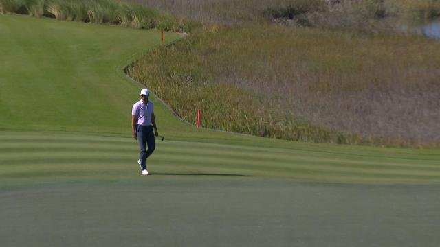 Today's Top Plays: Cameron Tringale's 82-foot birdie putt for Shot of the Day