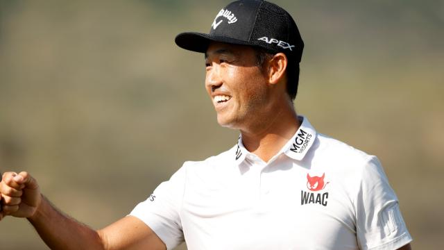 Kevin Na's Round 4 highlights from the Sony Open