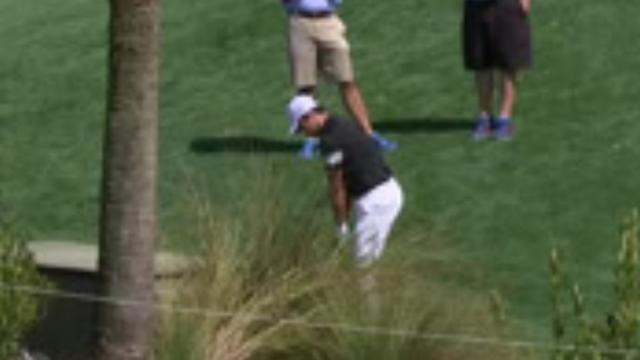 Today's Top Plays: Si Woo Kim's eagle chip shot for the Shot of the Day