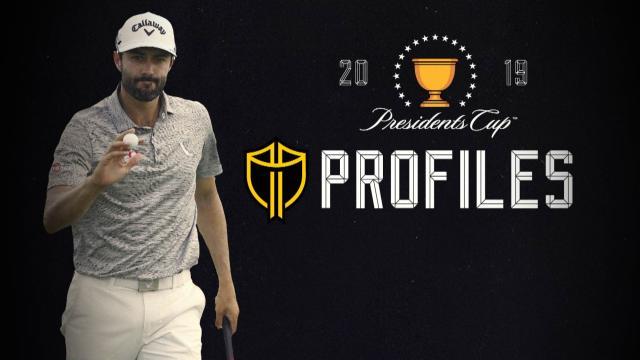 Adam Hadwin   Presidents Cup Profiles